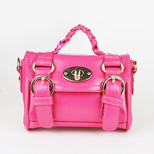 Knot handle handbag M4Y028
