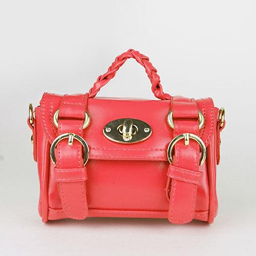 Knot handle handbag M4Y029