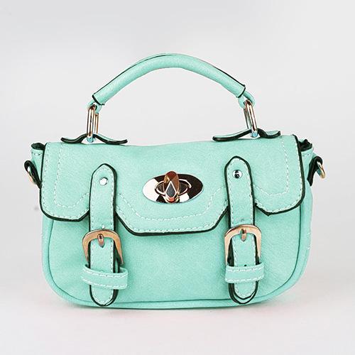 Tas Tali Pendek Orange peel handbag M4Y033
