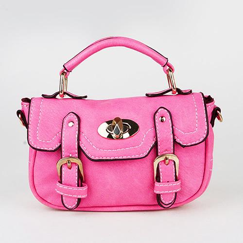 Orange peel handbag M4Y034