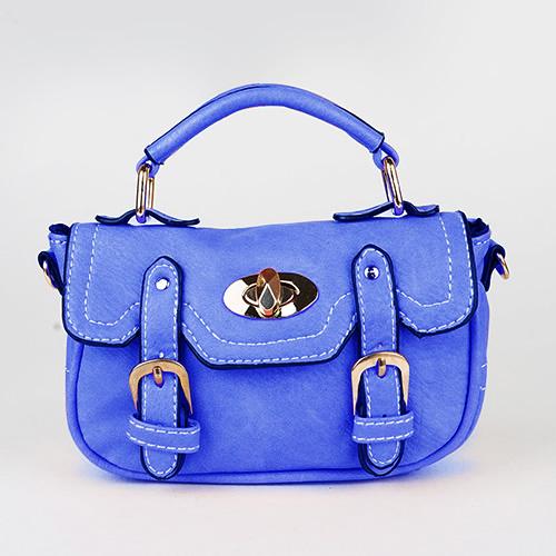 Orange peel handbag M4Y035