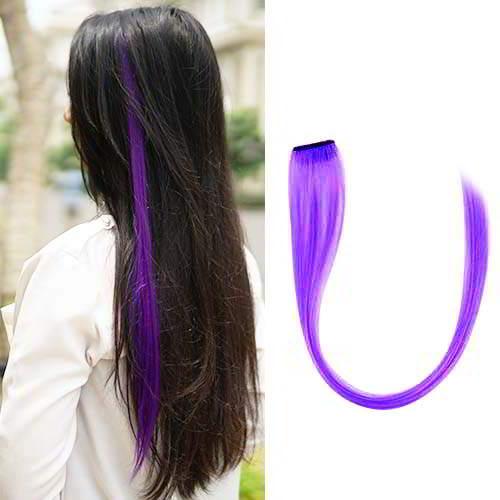 Wig Dan Hair Extension Strike Highlight Hair Clip REA010