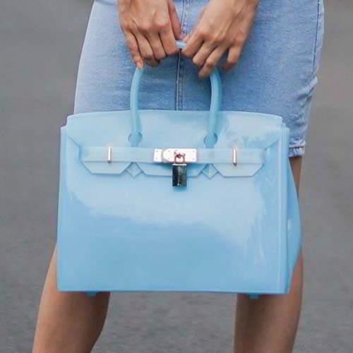 Tas Tali Pendek Emma Jelly Bag Candy Color REA643