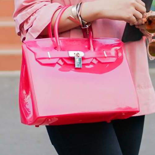 Tas Tali Pendek Emma Jelly Bag Candy Color REA645