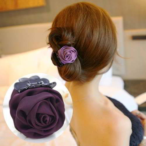 Rosses flower Hair  RFH003
