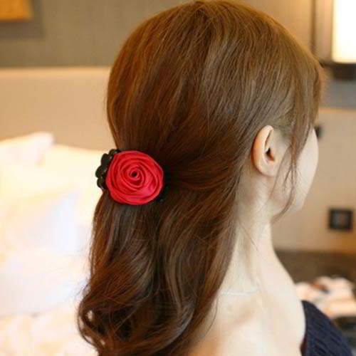 Rosses flower Hair  RFH006