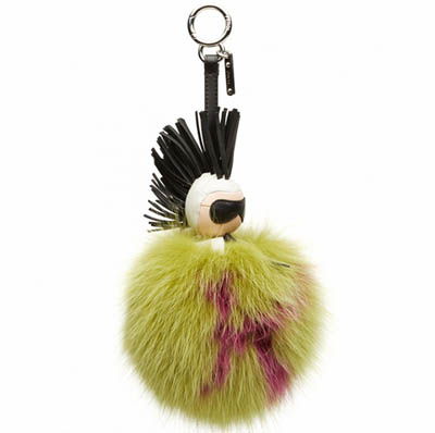 FENDI Karlito K. Artificial Faux Fur FEND57