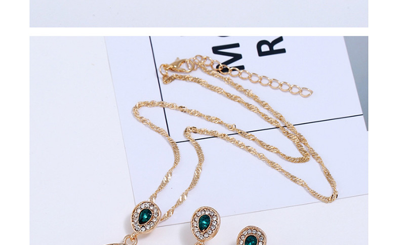 Set Kalung & Anting PC5D8E