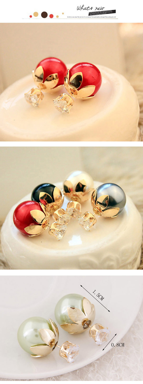 Anting Tusuk T6C6C6