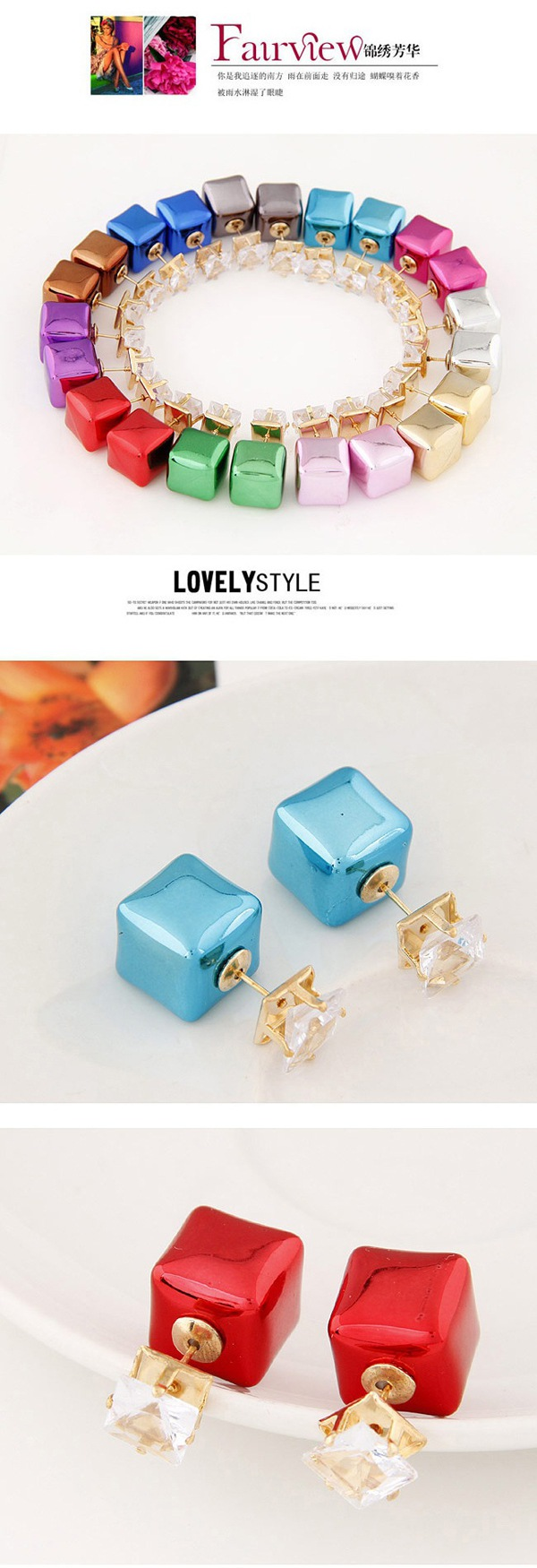 Anting Tusuk T6D7EF