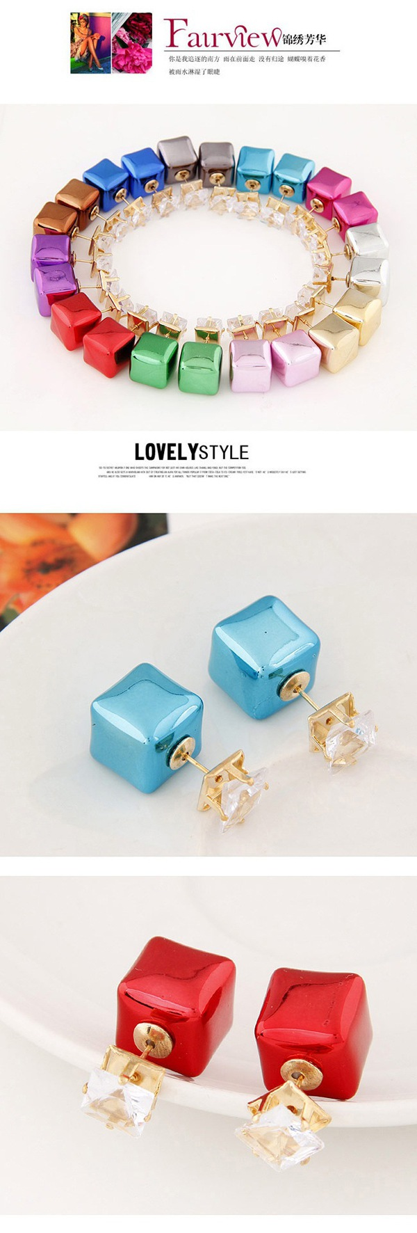 Anting Tusuk T6D7EA