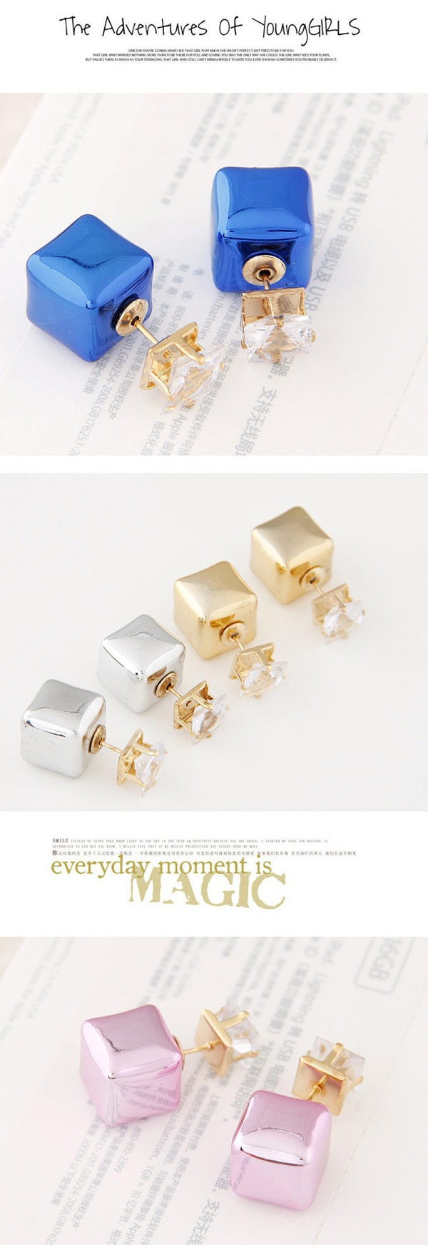 Anting Tusuk T6D7EC