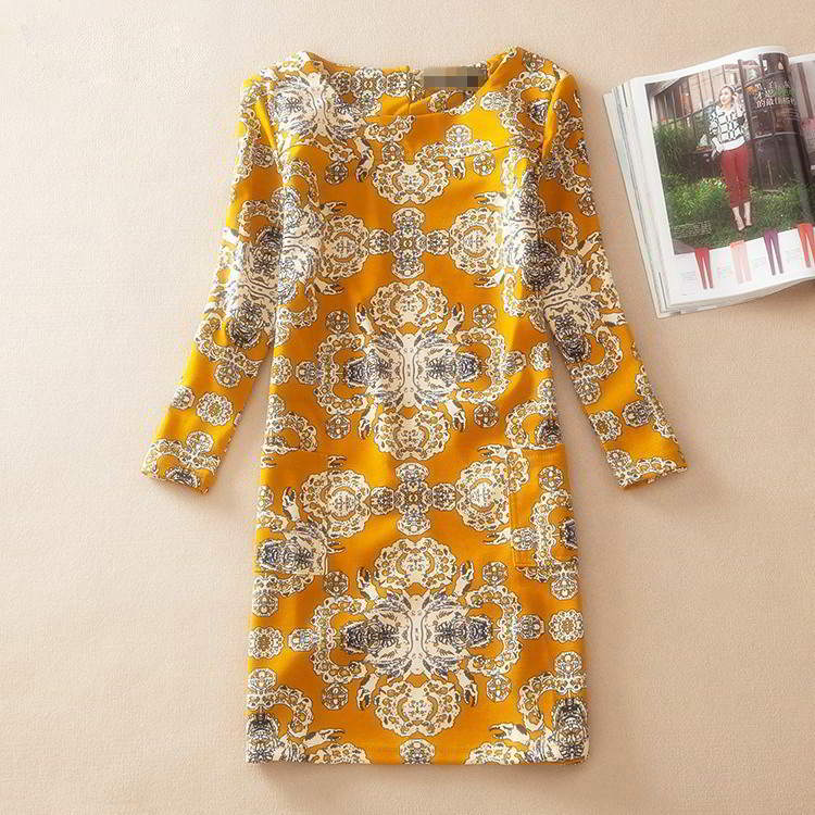 Dress Panjang RB5C87