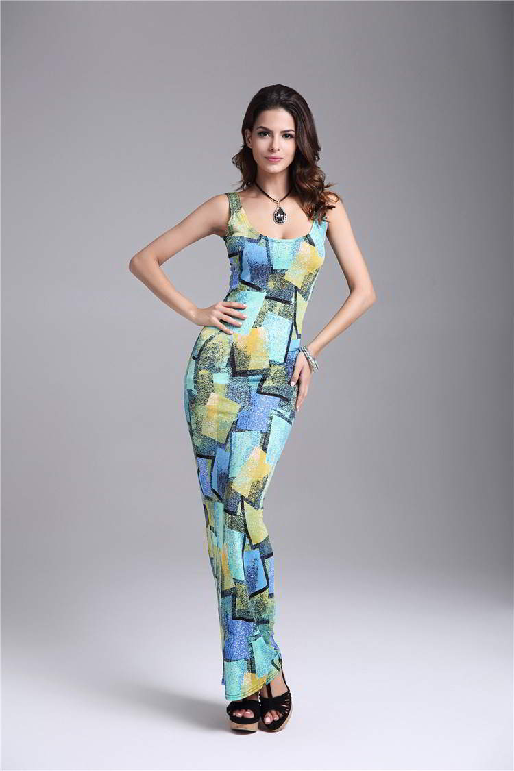 Dress Panjang RBBC5E