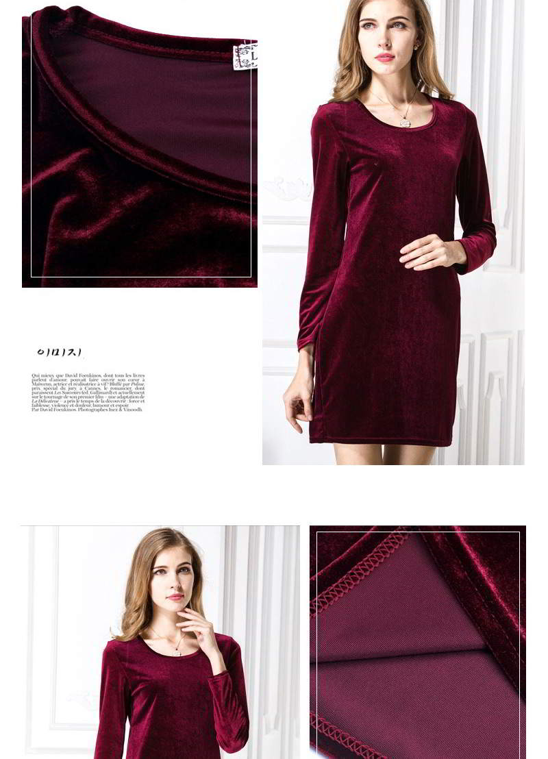 Dress Panjang RBEDE8