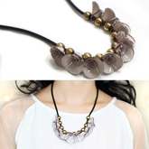 MARNI Flower Necklaces
