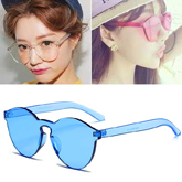 Forever 21 frameless pure color simple design