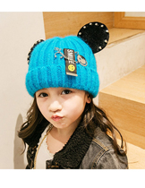 JRK Kids smiling face child cap 1-6 years old