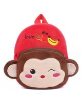 JRK Kids monkey shape bag