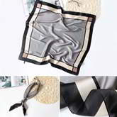 Small Scarves Square Towel Scarves