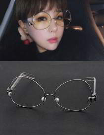 Forever21 pearl Simple Glasses
