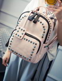 rivets backpack