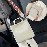Simple Shoulder Messenger Handbag